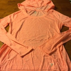 Old Navy Hooded Knit Top
